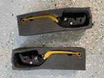 Brake & Clutch Levers-Gold Adjustable-Folding 180mm.jpg